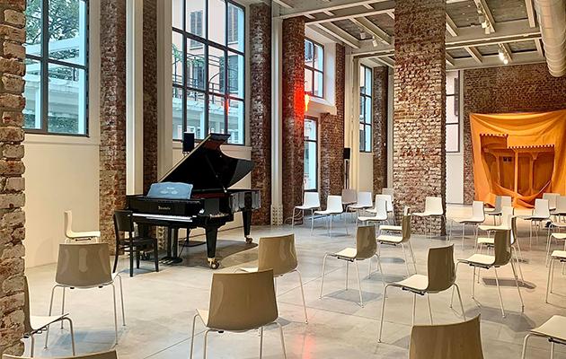Pianosofia Festival Location